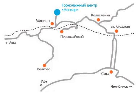 Схема проезда (нажмите для