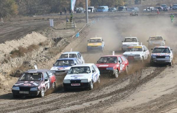 В Курске пройдут соревнования по автокроссу