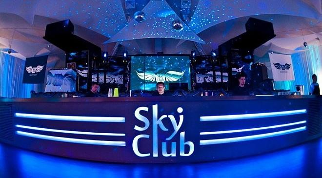 Ночной клуб sky club бары и ночные клубы челябинска